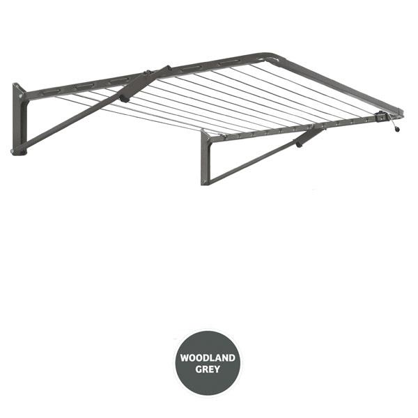 austral clothesline unit foldown grey
