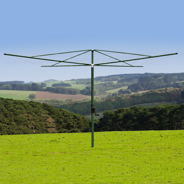 austral elite rotary clothesline