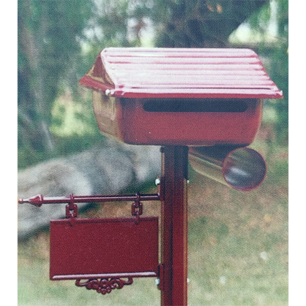austral manor domestic letterbox