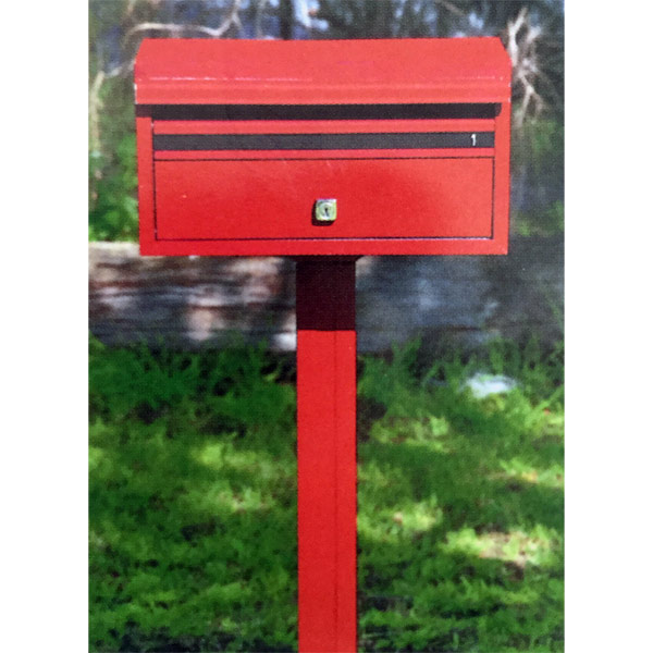 austral strata commerical letterbox