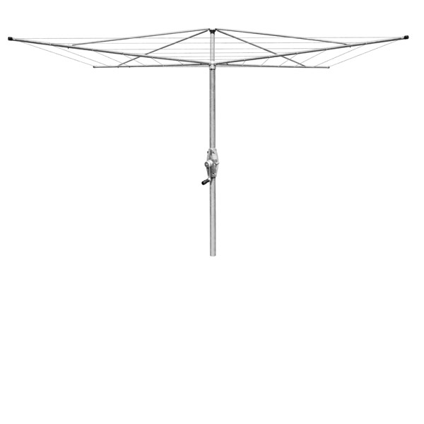 austral super 6 rotary hoist clothesline