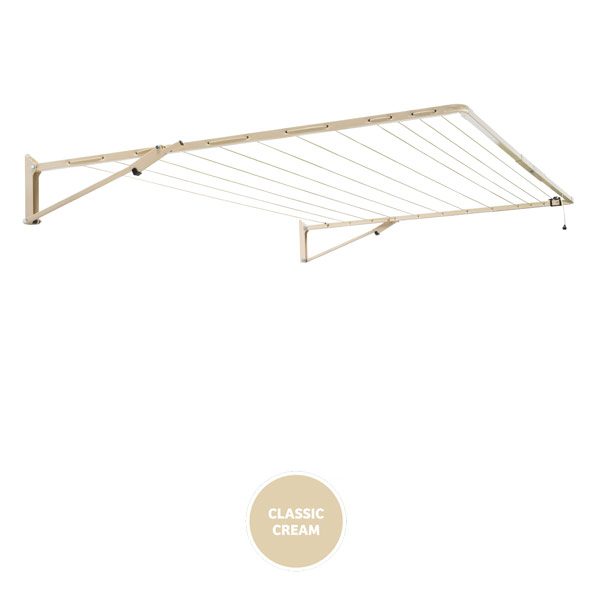 buy austral clotheslines fold down cream