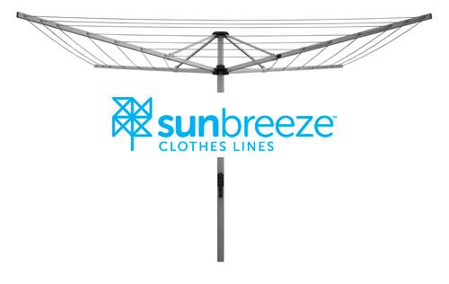 sunbreeze clothes lines