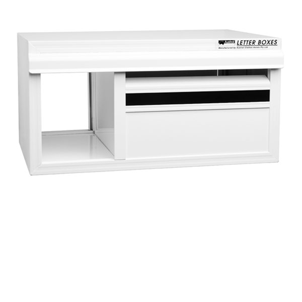 austral home letterbox front