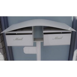 wve double length letterbox for sale